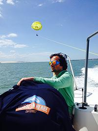 parachute ascensionnel bordeaux