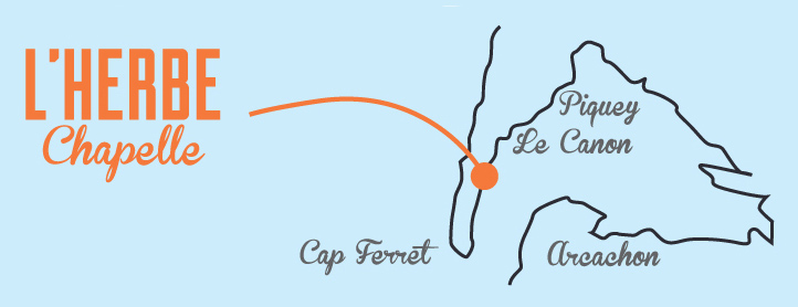 location de paddle, de canoe, ski nautique au Cap Ferret